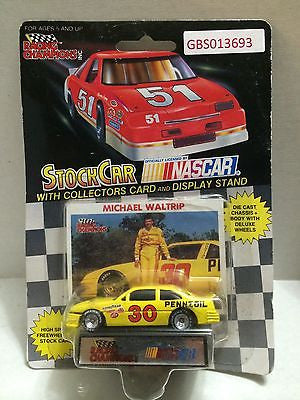 (TAS030632) - Racing Champions StockCar Nascar - Michael Waltrip #30, , Trucks & Cars, Racing Champions, The Angry Spider Vintage Toys & Collectibles Store