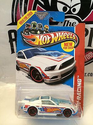 (TAS004362) - Hot Wheels HW Racing '13 Ford Mustang GT 106/250, , Cars, Hot Wheels, The Angry Spider Vintage Toys & Collectibles Store