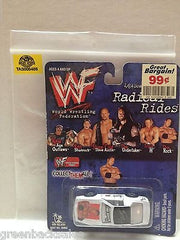 (TAS005486) - 1999 WWF Radical Rides Diecast Replica - The Rock, , Other, Racing Champions, The Angry Spider Vintage Toys & Collectibles Store  - 3
