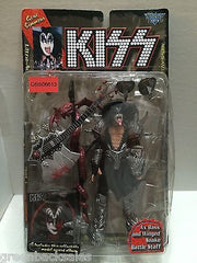 (TAS031387) - McFarlane Toy Kiss Band Action Figure - Gene Simmons with Ax Bass, , Action Figure, McFarlane Toys, The Angry Spider Vintage Toys & Collectibles Store