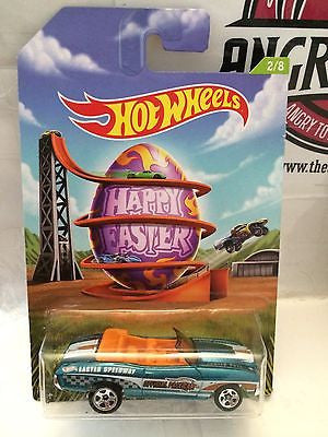 (TAS004194) - Hot Wheels Happy Easter - Official Pace Car, , Cars, Hot Wheels, The Angry Spider Vintage Toys & Collectibles Store