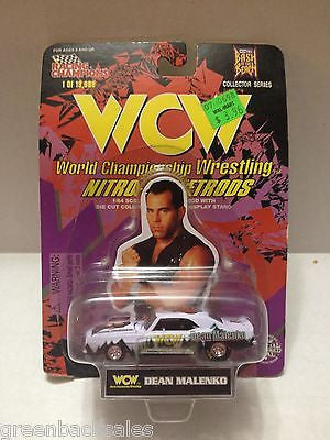 (TAS008782) - 1998 Racing Champions WCW Nitro-Street Rod Car - Dean Malenko, , Diecast-Modern Manufacture, Racing Champions, The Angry Spider Vintage Toys & Collectibles Store  - 1