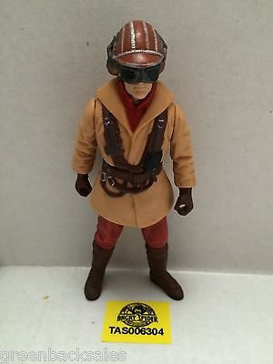 (TAS006304) - Kenner Star Wars Movie Character Action Figure - Flight Pilot, , Action Figure, n/a, The Angry Spider Vintage Toys & Collectibles Store