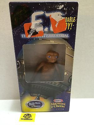 (TAS005534) - E.T. Bendable Toy, , Dolls, E.T, The Angry Spider Vintage Toys & Collectibles Store