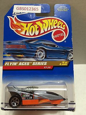 (TAS030866) - Mattel Hot Wheels Car - XT-3, , Cars, Hot Wheels, The Angry Spider Vintage Toys & Collectibles Store