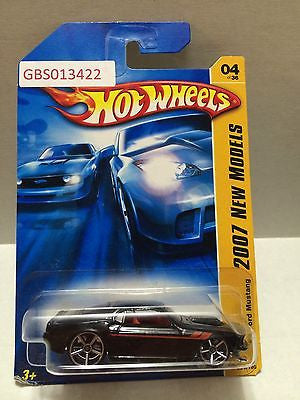 (TAS030929) - Mattel Hot Wheels Car - Mustang, , Cars, Hot Wheels, The Angry Spider Vintage Toys & Collectibles Store