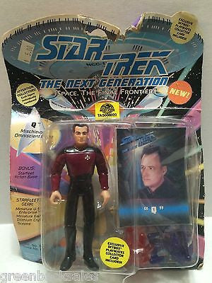 "(TAS006022) - Playmates Star Trek The Next Generation Action Figure - ""Q"", , Action Figure, Star Trek, The Angry Spider Vintage Toys & Collectibles Store"