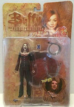 (TAS009307) - Buffy the Vampire Slayer Toyfare Exclusive 2004 - Vampire Willow, , Action Figure, n/a, The Angry Spider Vintage Toys & Collectibles Store  - 1