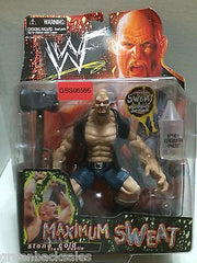 (TAS031622) - WWE WWF WCW nWo Wrestling Maximum Sweat - Stone Cold Steve Austin, , Action Figure, Wrestling, The Angry Spider Vintage Toys & Collectibles Store