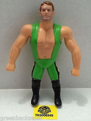 (TAS005349) - WWE WWF WCW nWo Wrestling Bend-Ems Action Figure - Brian Lawler, , Sports, Varies, The Angry Spider Vintage Toys & Collectibles Store
