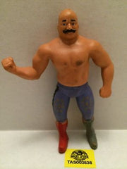 (TAS003536) - WWE WWF WCW Wrestling Bendies Action Figure - The Iron Sheik, , Sports, Varies, The Angry Spider Vintage Toys & Collectibles Store