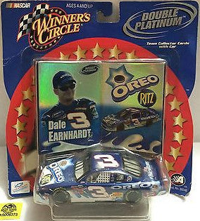 (TAS006373) - 2001 Winner's Circle Nascar Die-Cast - Dale Earnhardt Jr, , Cars, Winner's Circle, The Angry Spider Vintage Toys & Collectibles Store