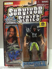 (TAS006710) - Jakks Pacific WWF WCW Survivor Series Figure - X-Pac, , Action Figure, Wrestling, The Angry Spider Vintage Toys & Collectibles Store