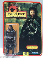 (TAS008452) - Collectible Robin Hood Prince of Thieves - Sheriff of Nottingham, , Action Figure, n/a, The Angry Spider Vintage Toys & Collectibles Store