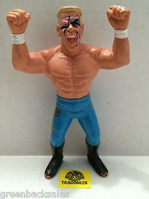 (TAS006528) - WWE WWF WCW nWo Wrestling Galoobs Action Figure - Sting, , Action Figure, Wrestling, The Angry Spider Vintage Toys & Collectibles Store
