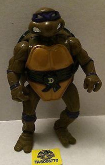 (TAS003770) - Playmates TMNT Teenage Mutant Ninja Turtle Figure - Donatello, , Sports, Varies, The Angry Spider Vintage Toys & Collectibles Store