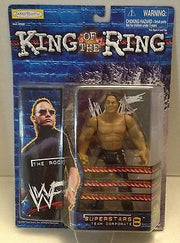 (TAS012599) - WWF WWE Vintage Wrestling Figure Jakks King of the Ring - The Rock, , Action Figure, Wrestling, The Angry Spider Vintage Toys & Collectibles Store  - 1