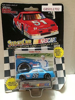 (TAS030628) - Racing Champions StockCar Nascar - Tom Peck #96, , Trucks & Cars, Racing Champions, The Angry Spider Vintage Toys & Collectibles Store