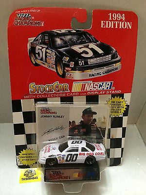 (TAS004843) - Racing Champions StockCar Nascar - Johnny Rumley, , Other, Varies, The Angry Spider Vintage Toys & Collectibles Store