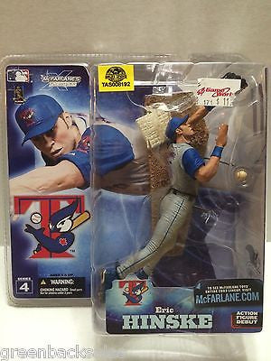 (TAS008192) - McFarlane Sports Action Figure - Eric Hinske - Toronto Bluejays, , Action Figure, n/a, The Angry Spider Vintage Toys & Collectibles Store