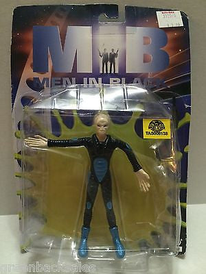 "(TAS008138) - Galoob Men In Black ""MIB"" Action Figure - Skulk, , Action Figure, Galoob, The Angry Spider Vintage Toys & Collectibles Store"