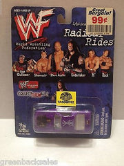 (TAS008762) - 1999 WWF Radical Rides Diecast Replica - Undertaker, , Other, Racing Champions, The Angry Spider Vintage Toys & Collectibles Store  - 3