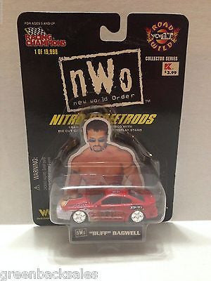"(TAS008993) - 1998 Racing Champions NWO Nitro-Streetrods - ""Buff"" Bagwell, , Other, Racing Champions, The Angry Spider Vintage Toys & Collectibles Store  - 1"