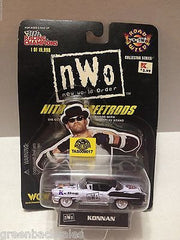 (TAS009017) - 1998 Racing Champions NWO Nitro-Streetrods - Konnan, , Other, Racing Champions, The Angry Spider Vintage Toys & Collectibles Store  - 3