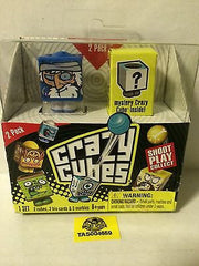 (TAS004659) - 2012 Spin Masters Crazy Cubes 2 Pack - Medieval Cubes, , Key Chain, Wrestling, The Angry Spider Vintage Toys & Collectibles Store