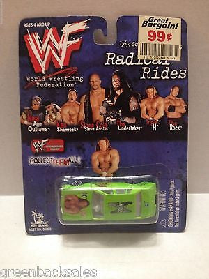 (TAS008742) - 1999 WWF Radical Rides Diecast Replica - Triple H, , Cars, Racing Champions, The Angry Spider Vintage Toys & Collectibles Store  - 1