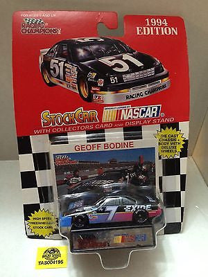 (TAS004195) - Racing Champions StockCar Nascar - Geoff Bodine #7, , Other, Varies, The Angry Spider Vintage Toys & Collectibles Store
