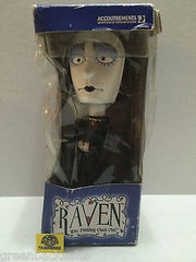 (TAS008558) - New Raven The Aodding Goth Girl Figure, , Action Figure, n/a, The Angry Spider Vintage Toys & Collectibles Store