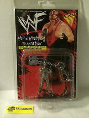 (TAS000239) - WWE WWF WCW NWO Wrestling Die Cast Key Chain Figure - Vader, , Key Chain, Wrestling, The Angry Spider Vintage Toys & Collectibles Store