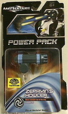 (TAS010386) - Mechatars Power Pack Zephyin's Howler - Aeros, , Other, n/a, The Angry Spider Vintage Toys & Collectibles Store  - 1