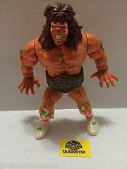 (TAS005158) - WWE WWF WCW nWo Wrestling Hasbro Action Figure - Ultimate Warrior, , Action Figure, Wrestling, The Angry Spider Vintage Toys & Collectibles Store