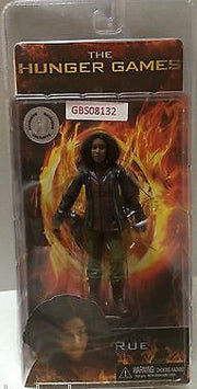 (TAS031234) - The Hunger Games Action Figure Character - Rue, , Action Figure, n/a, The Angry Spider Vintage Toys & Collectibles Store