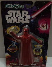 (TAS000537) - Star Wars Bend-Ems JusToys - Royal Guard, , Action Figure, Star Wars, The Angry Spider Vintage Toys & Collectibles Store