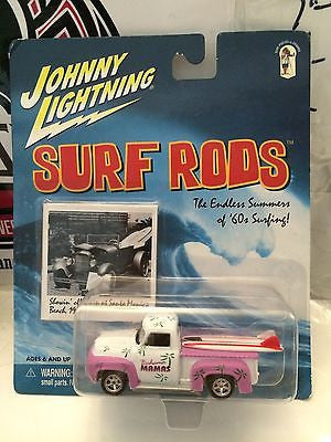 (TAS004256) - Johnny Lightning Surf Rods - Bahama Mamas, , Cars, Johnny Lightning, The Angry Spider Vintage Toys & Collectibles Store