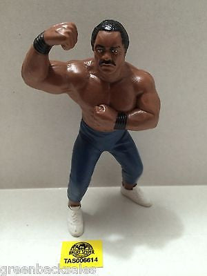 (TAS006614) - WWE WWF WCW nWo Wrestling Galoob Action Figure - Ron Simmons, , Action Figure, n/a, The Angry Spider Vintage Toys & Collectibles Store