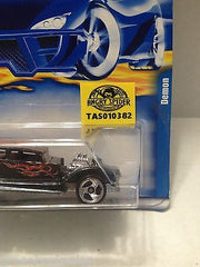 (TAS010382) - 2000 Mattel Hot Wheels Die Cast Replica - Demon, , Trucks & Cars, Hot Wheels, The Angry Spider Vintage Toys & Collectibles Store  - 3
