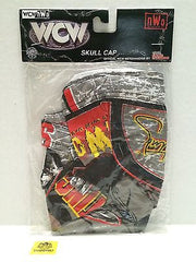 (TAS004167) - WWE WCW WWF NWO Wrestling Skull Cap - Sting, , Clothing & Accessories, Wrestling, The Angry Spider Vintage Toys & Collectibles Store