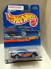 (TAS030936) - Hot Wheels Race Team Series IV Mercedes C-Class 2/4, , Cars, Hot Wheels, The Angry Spider Vintage Toys & Collectibles Store