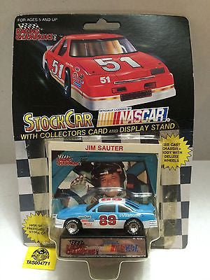 (TAS004771) - Racing Champions StockCar Nascar - Jim Sauter #89, , Other, Varies, The Angry Spider Vintage Toys & Collectibles Store