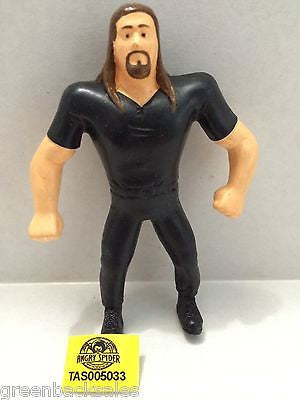 (TAS005033) - WWE WWF WCW nWo Wrestling Bend-Ems Action Figure - Paul Wight, , Sports, Varies, The Angry Spider Vintage Toys & Collectibles Store