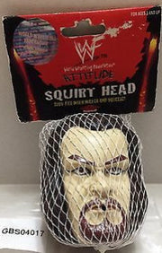 (TAS031193) - WWE WWF WCW Wrestling Attitude Squirt Head - Undertaker, , Other, Wrestling, The Angry Spider Vintage Toys & Collectibles Store