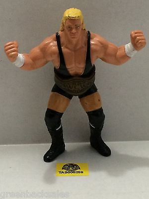 (TAS005259) - WWE WWF WCW nWo Wrestling Galoob Figure - Sid Vicious w/ Belt, , Sports, Varies, The Angry Spider Vintage Toys & Collectibles Store