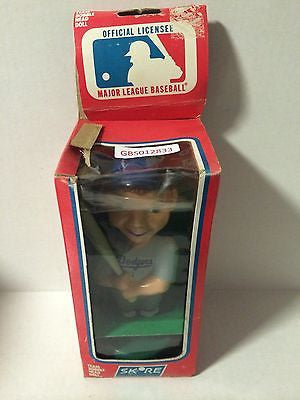 (TAS030693) - MLB Team Bobble Head Doll - Dodgers, , Bobblehead, MLB, The Angry Spider Vintage Toys & Collectibles Store