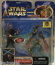 (TAS008151) - Hasbro Star Wars Attack of the Clones  Figure - Anakin Skywalker, , Action Figure, Star Wars, The Angry Spider Vintage Toys & Collectibles Store
