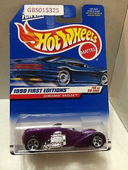 (TAS031009) - Mattel Hot Wheels Car - Screamin' Hauler, , Cars, Hot Wheels, The Angry Spider Vintage Toys & Collectibles Store