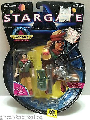 (TAS008409) - Collectible StarGate Action Figure - Skaara, , Action Figure, n/a, The Angry Spider Vintage Toys & Collectibles Store